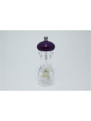 Мельница для специй акрил 14см Vetta 827-070_фиолетовый