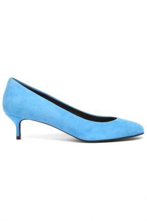 Туфли Pierre Hardy. Цвет: голубой