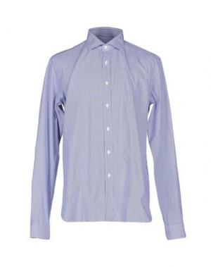 Pубашка ALFONSO RAY. Цвет: синий