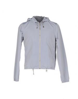 Куртка AQUARAMA. Цвет: светло-серый