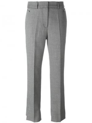 Укороченные брюки Anti Pole Break Petar Petrov. Цвет: чёрный