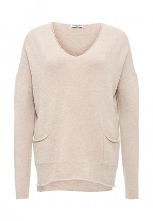Пуловер Andromede. Цвет: бежевый