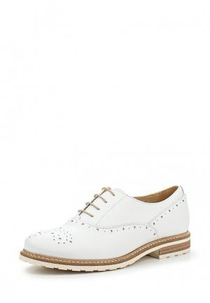 Ботинки Pier One. Цвет: белый
