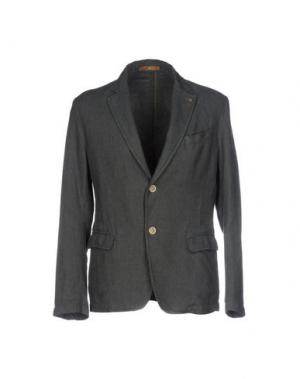 Пиджак JEY COLE MAN. Цвет: темно-зеленый