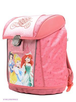 Рюкзак Disney Принцессы. Цвет: розовый