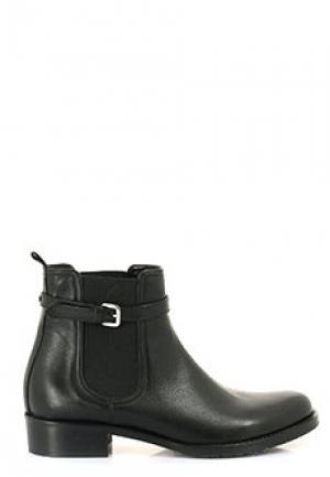 Ботинки PETER FLOWERS. Цвет: черный