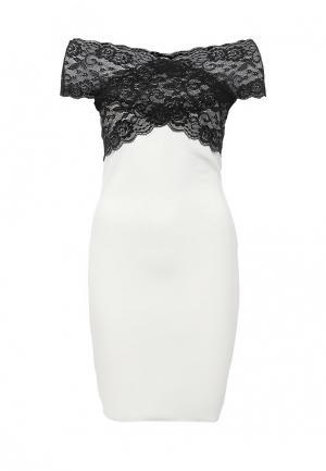 Платье Aurora Firenze. Цвет: белый