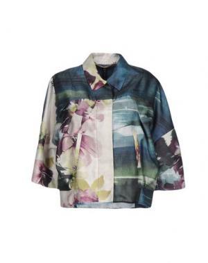 Пиджак MANILA GRACE. Цвет: зеленый