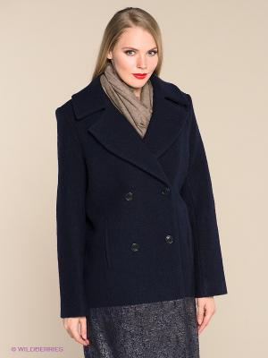 Пальто Isabel de Pedro. Цвет: темно-синий