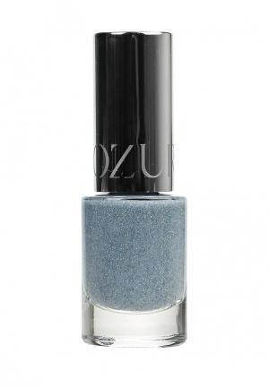 Лак для ногтей Yllozure. Цвет: голубой