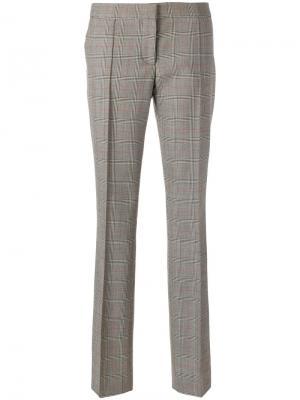 Клетчатые брюки Jodi Stella McCartney. Цвет: многоцветный
