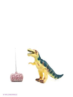 Динозавр Amico. Цвет: желтый, зеленый