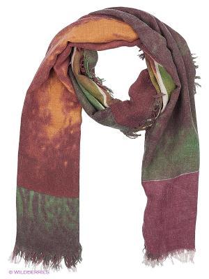 Платок Модные истории. Цвет: бирюзовый