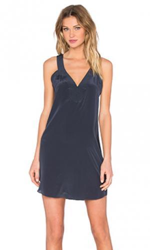 Платье berrima Rory Beca. Цвет: синий