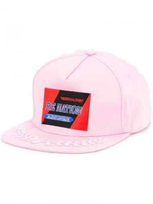 Кепка B-Girl P.E Nation. Цвет: розовый и фиолетовый