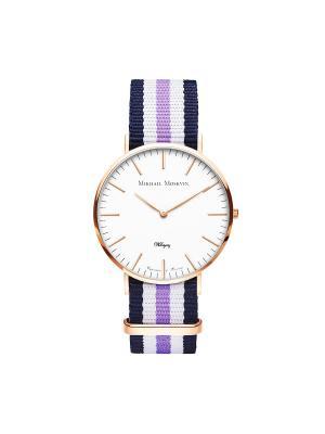 Часы Mikhail Moskvin. Цвет: серебристый
