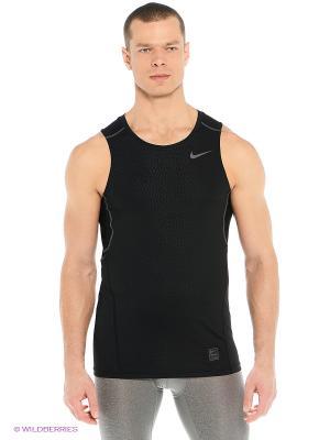 Майка HYPERCOOL FTTD TANK Nike. Цвет: черный