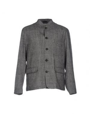 Пиджак OLIVER SPENCER. Цвет: серый