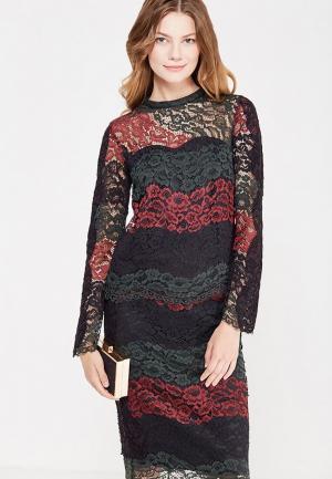 Блуза Silvian Heach. Цвет: разноцветный