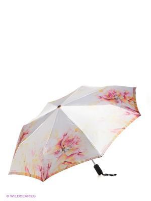 Зонт Eleganzza. Цвет: молочный, розовый