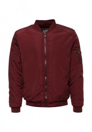 Куртка утепленная B.Men. Цвет: бордовый