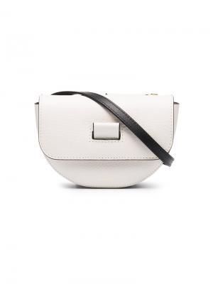 Поясная сумка Anna Wandler. Цвет: белый