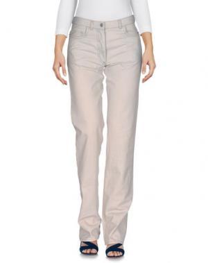 Джинсовые брюки VERONIQUE BRANQUINHO. Цвет: синий