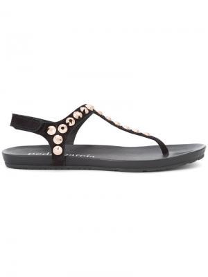 Judith sandals Pedro Garcia. Цвет: чёрный