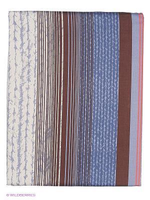 Комплект постельного белья ЕВРО LA NOCHE DEL AMOR. Цвет: коричневый