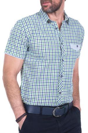 Рубашка IceBoys. Цвет: green