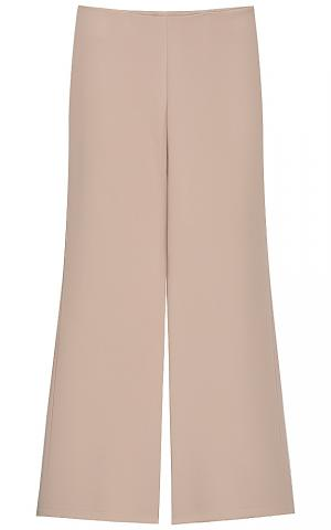 Широкие брюки La reine blanche