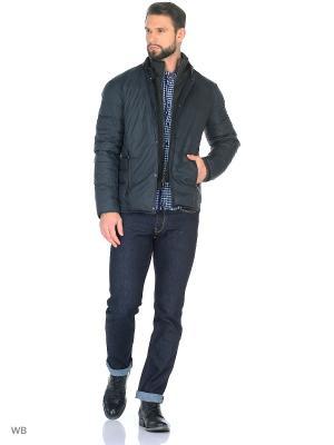 Куртка Trussardi. Цвет: темно-зеленый