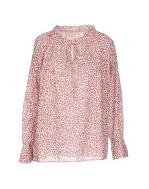 Блузка INGRAM. Цвет: фуксия