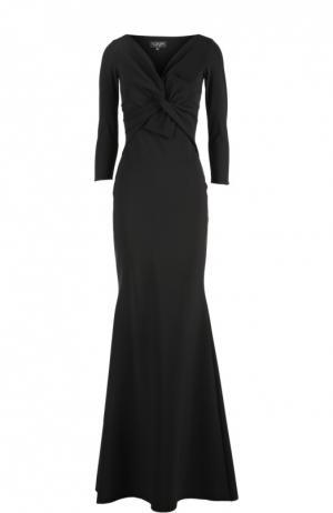 Вечернее платье La Petite Robe Di Chiara Boni. Цвет: черный