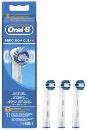 Насадки для зубной щетки,3 шт ORAL B. Цвет: none