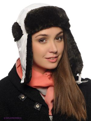 Шапка Viking caps&gloves. Цвет: белый, черный