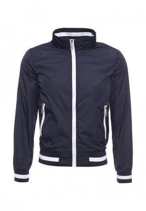 Куртка M&2. Цвет: синий