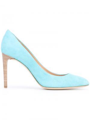 Классические туфли-лодочки Anette Giuseppe Zanotti Design. Цвет: синий