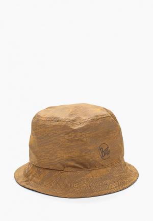 Панама Buff. Цвет: коричневый