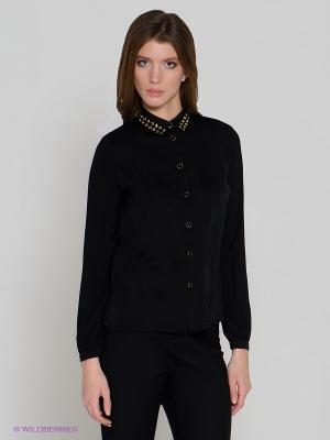 Блузка Siempre es Viernes. Цвет: черный
