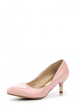 Туфли Gioiosita. Цвет: розовый