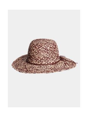 Шляпа Canoe. Цвет: коричневый