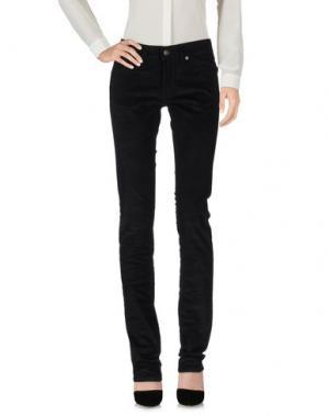 Повседневные брюки HЁLLS BЁLLS. Цвет: черный