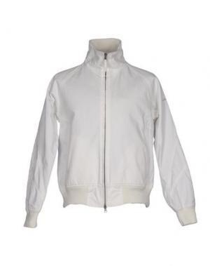 Куртка LEVIATHAN. Цвет: белый