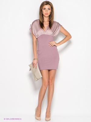 Платье Xarizmas. Цвет: сливовый