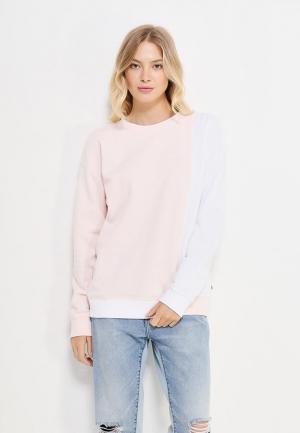 Свитшот Vans. Цвет: розовый