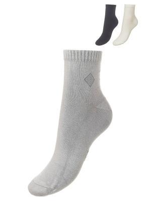 Носки BAYKAR. Цвет: черный, белый, серый