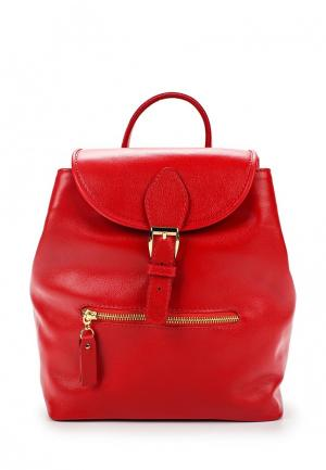 Рюкзак Olio Rosti. Цвет: красный