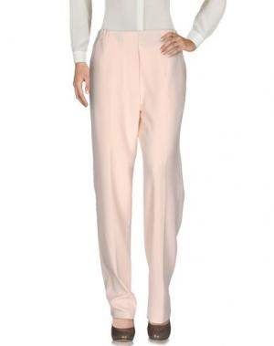 Повседневные брюки CARLO CONTRADA. Цвет: светло-розовый