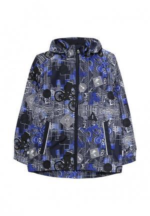 Куртка Huppa. Цвет: синий